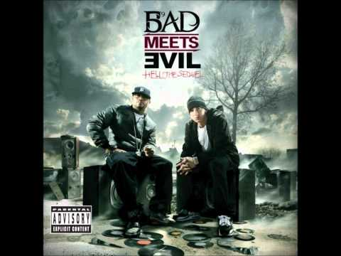 Bad Meets Evil - Living Proof lyrics