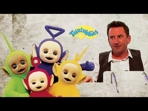 Lee Mack a Teletubbies
