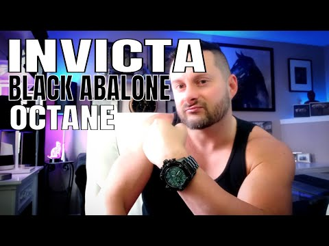 Invicta Watches Review : Invicta Grand Arsenal Watch w/ Abalone Face