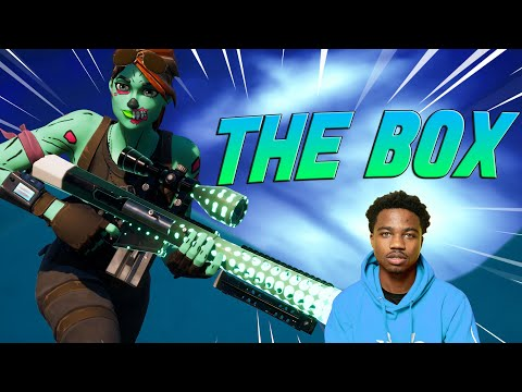 """Fortnite Montage - """"THE BOX"""" (Roddy Ricch)"""