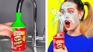 TOP FRIENDS PRANKS | Trick Your Sisters, Brothers and Friends | Funny DIY Pranks by Ideas 4 Fun