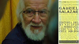 Compartimos las exposición, Soberanía Comunal y lanzamiento del libro: Gabriel Salazar - Historia de