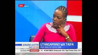 Jukwaa la Ktn Uwiano na Utangamano wa Taifa-Mahojiano 2018/01/11