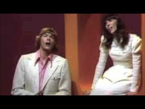 The Carpenters Version of  I'll Never Fall In Love Again, (by Burt Bacharach & Hal David)