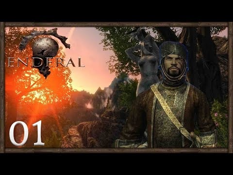 Gameplay de The Elder Scrolls V Skyrim: Enderal Forgotten Stories