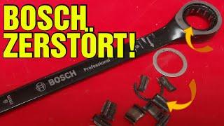 News | Zerstört!!! Ist es der Fehler von Bosch oder war ich zu Dumm?
