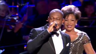 Dame Shirley Bassey & Dizzee Rascal  - Diamonds are Forever(Live)