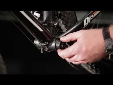 How to Remove And Install Cartridge Bottom Brackets