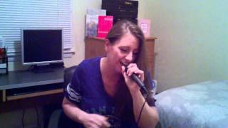 Karen Michelle sings Starting Over Again (Cover)
