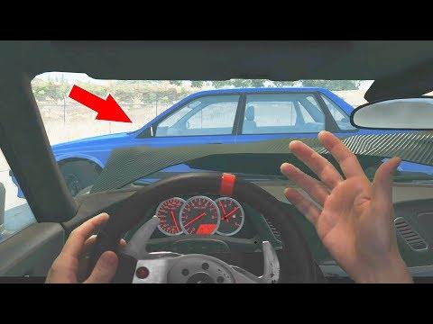 BEAMNG DRIVE - Realistic Dangerous driving