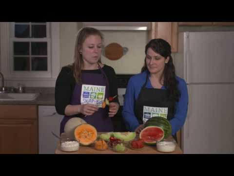 Youtube Screenshot for Fruit Kabobs Recipe Video