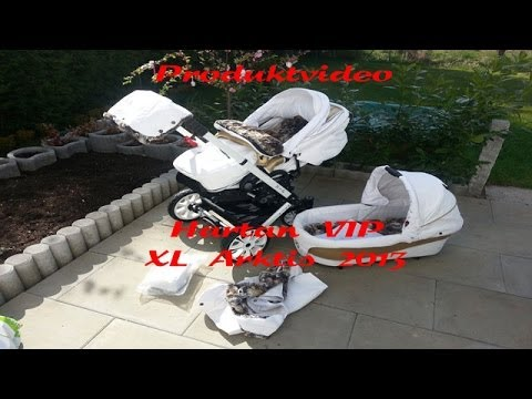 Produktvideo # Hartan VIP XL Arktis 2013