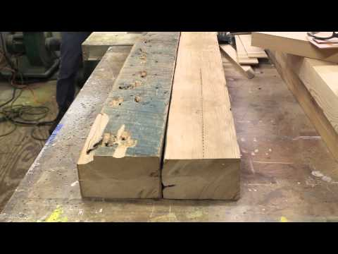 Find Hidden Nails In Reclaimed Wood With Rare Earth Magnets