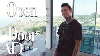 Inside Nyjah Huston's Laguna Beach Mansion and Private Skatepark | Open Door | Architectural Digest