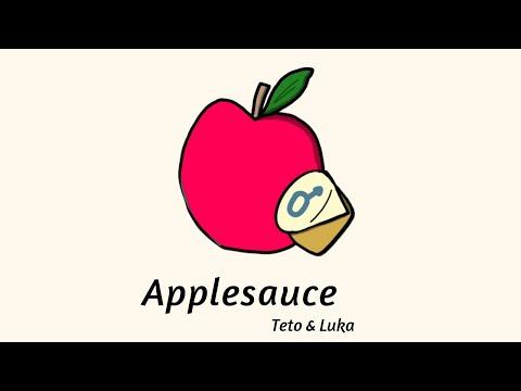 "Sariva - ""Applesauce"" - Original"