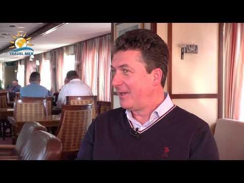Nava de Croazieră din Delta Dunării – Interviu cu Marius Crivțonencu