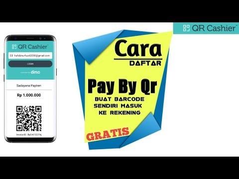 Cara Daftar Pay By Qr  Mudah Dan Cepat