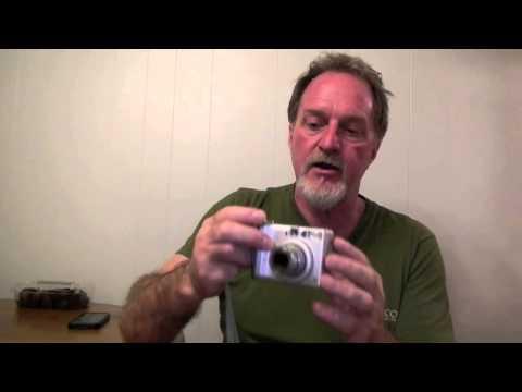 52 Cameras: Camera 54 part 1 – Canon A520