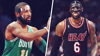 "NBA ""MASKED UP"" Moments"
