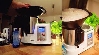 Dampfgaren mit Gemüse im Test | Küchenmaschine mit Kochfunktion | Aldi Süd - studio Mixer