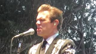 "Chris Isaak ""Go Walking Down There' @ Hardly Strictly Bluegrass, San Francisco, CA"