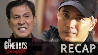 Marcial comes face-to-face with Tiago | The General's Daughter Recap