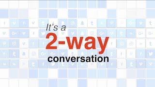 Marketing Tips: It's a 2 Way Conversation