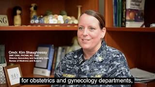 Military Midwives in Leadership Roles