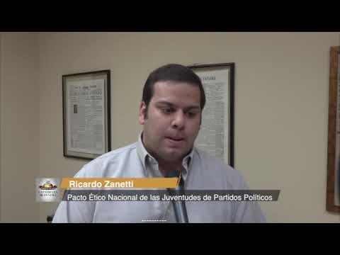 Ricardo Zanetti: la juventud se compromete a privilegiar la verdad