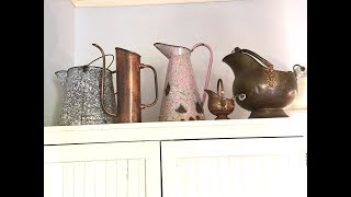 Antique Home Decor , Thrift Store Finds  & Expanding My Vintage Empire