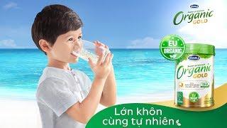 Sữa bột cho bé VINAMILK ORGANIC GOLD chuẩn Organic Châu Âu