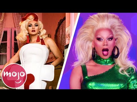 Top 10 Shocking RuPaul's Drag Race Scandals