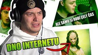 Našiel som DNO SLOVENSKÉHO Internetu !