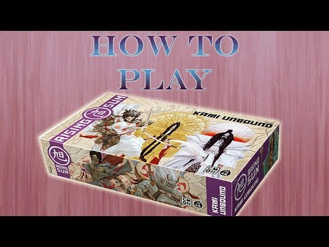 How to Play Rising Sun : Kami Unbound Expansion