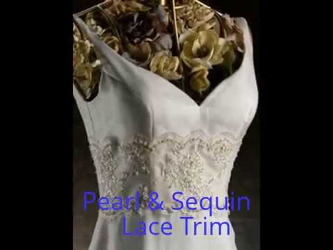 Gown Beading Styles