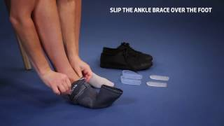 Video: Thuasne Silistab Achillo Achilles Tendon Support Brace