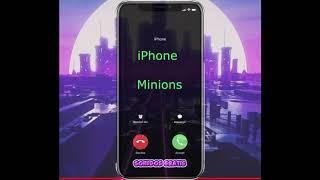 Tonos de llamada iphone minions Mp3 Gratis Para Celular | Sonidosgratis.net