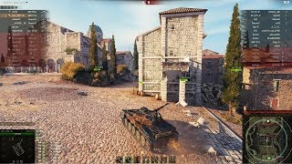 AMX 13 90 / 11 фрагов / Монастырь