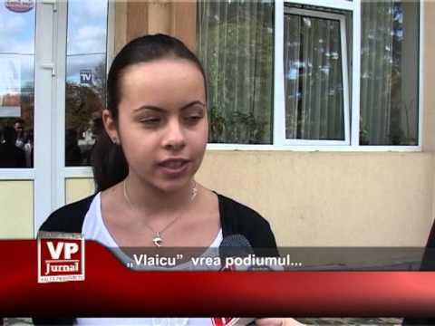 """""""Vlaicu""""  vrea podiumul…"""