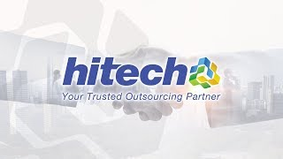 Business Process Outsourcing Solutions ‒ Company Overview ‒ hitech