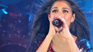 Nicole Scherzinger - 19/02/12 LONDON Hmv Hammersmith Apollo (You will be loved / How to love)