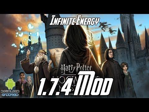 Harry Potter: Hogwarts Mystery 1 7 4 Mod (Infinite Energy) APK