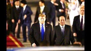 Tổng thống Mỹ Donald Trump tới Việt Nam Nghỉ Tại Marriott Hà Nội