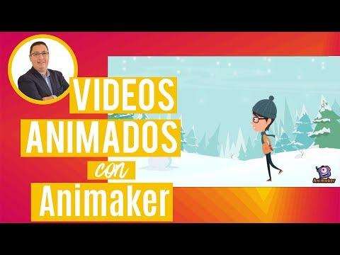 Animaker | Tutorial para crear videos animados
