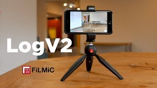 FiLMiC Pro LogV2 Is Here!