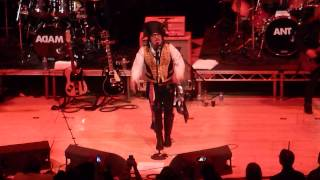 Adam Ant & The Good, The Mad And The Lovely Posse - Kick