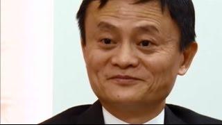 Джек Ма - самый богатый человек Китая. О русских и будущем