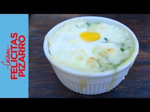 Huevos a la Florentina   Felicitas Pizarro