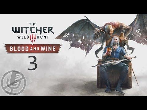 Ведьмак 3 Кровь и Вино Прохождение Без Комментариев На Русском На ПК Часть 3 — Охота на Зайца