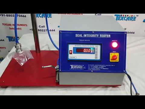 Seal Integrity / Balloon Burst Tester